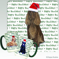 Sussex Spaniel Holiday Mug