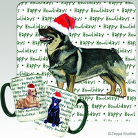 Swedish Vallhund Holiday Mug