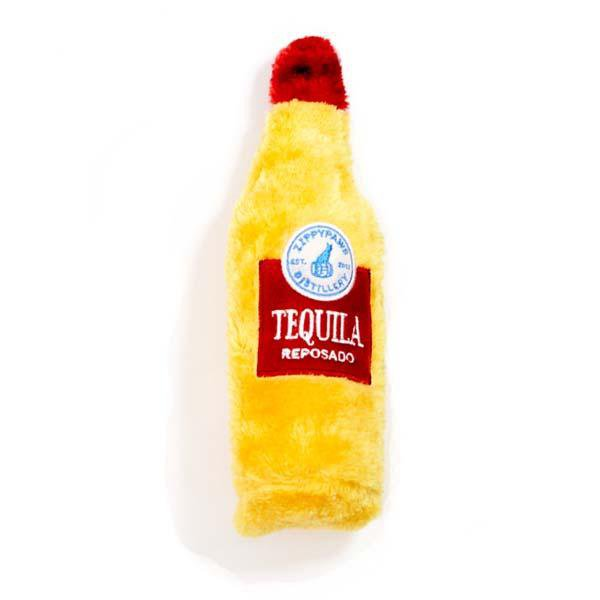 Tequila Water Bottle Crunch Dog Toy