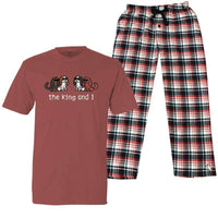 The King and I - Pajama Set