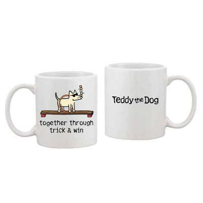 Together Through Trick & Win - Coffee Mug