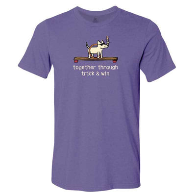 Together Through Trick & Win - Lightweight Tee