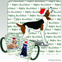 Treeing Walker Coonhound Holiday Mug