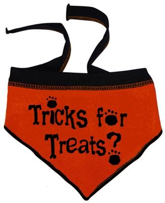 Tricks for Treats Bandana