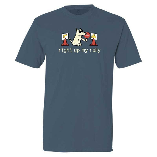 Right Up My Rally - Classic Tee
