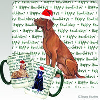Vizsla Holiday Mug