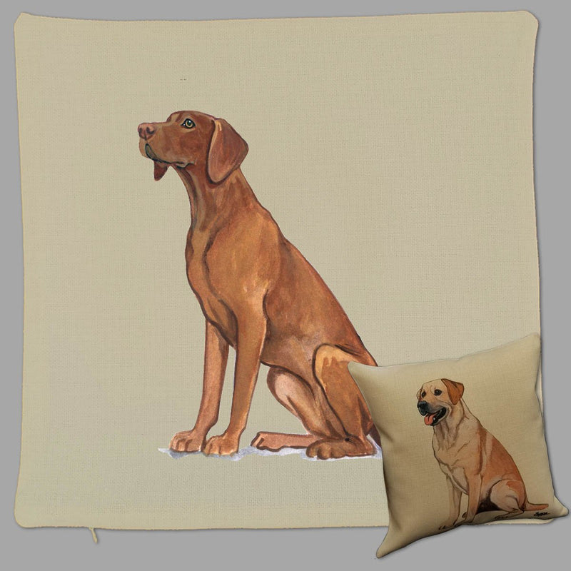Vizsla Pillow Cover