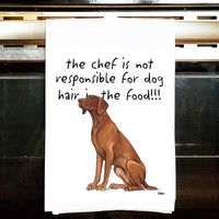 Vizsla Tea Towel