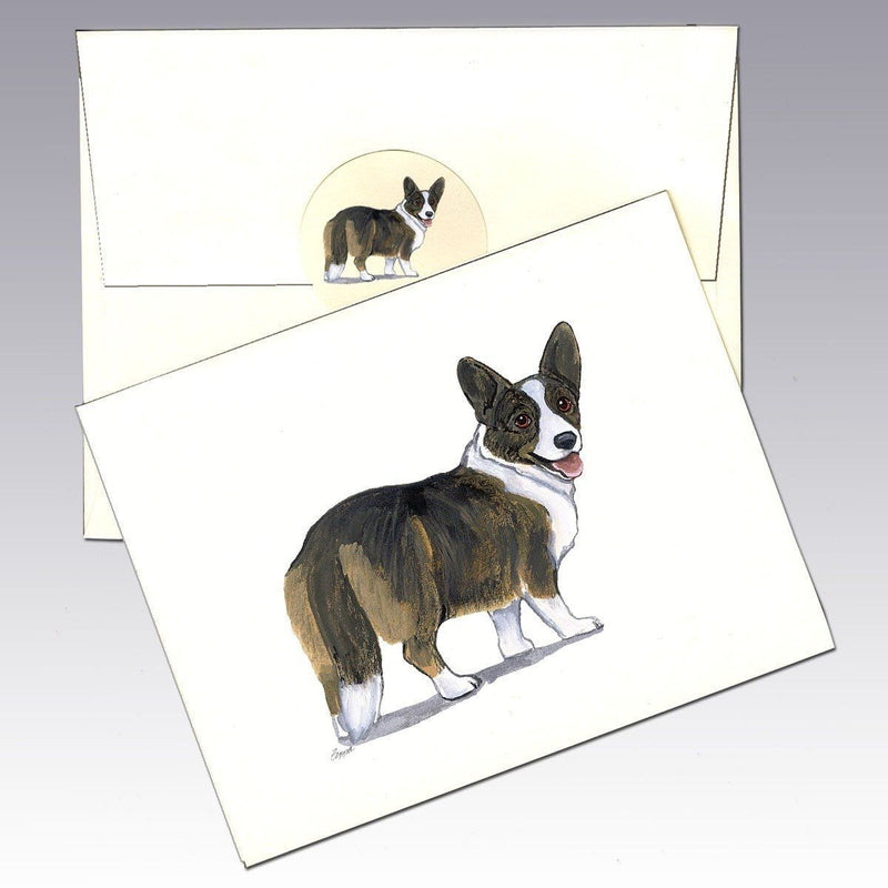 Cardigan Welsh Corgi Note Cards