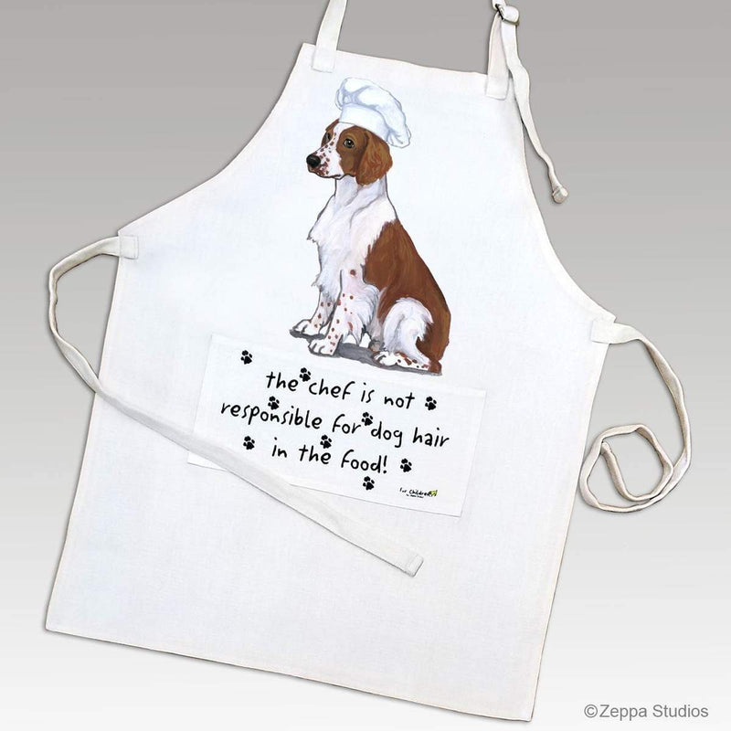 Welsh Springer Spaniel Apron