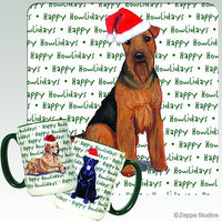 Welsh Terrier Holiday Mug