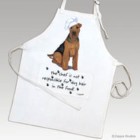 Welsh Terrier Apron