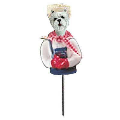 West Highland White Terrier Pot Pet