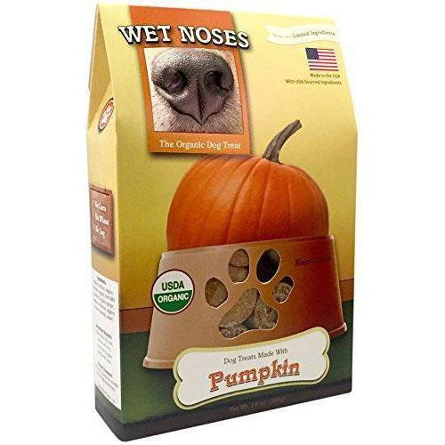All Natural Pumpkin Dog Treats