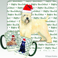 Wheaten Terrier (Soft Coated) Holiday Mug