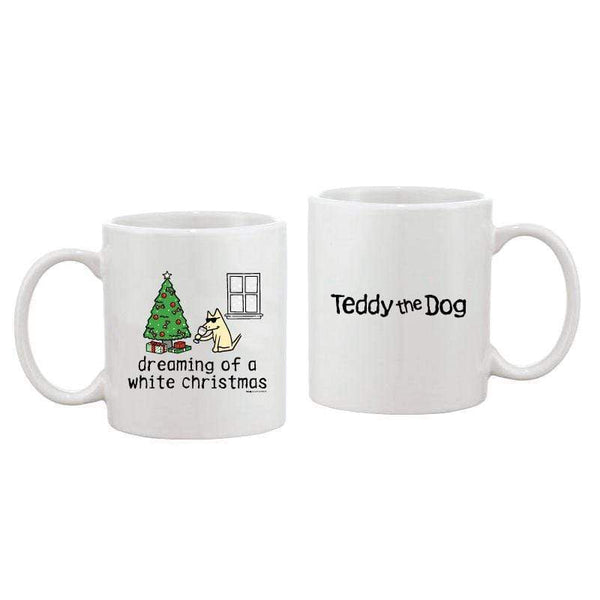 Dreaming Of A White Christmas - Coffee Mug
