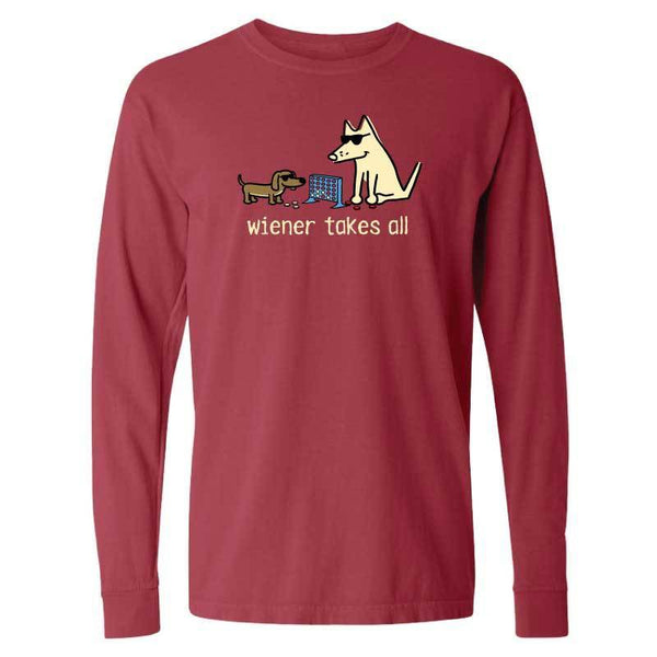 Wiener Takes All - Classic Long-Sleeve Shirt
