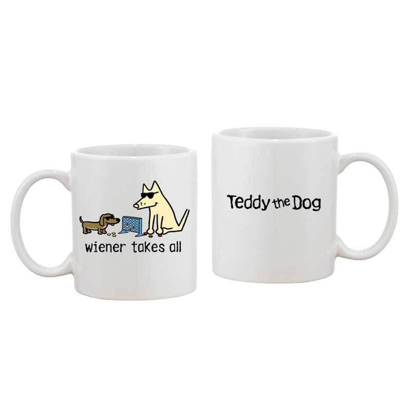 Wiener Takes All - Coffee Mug