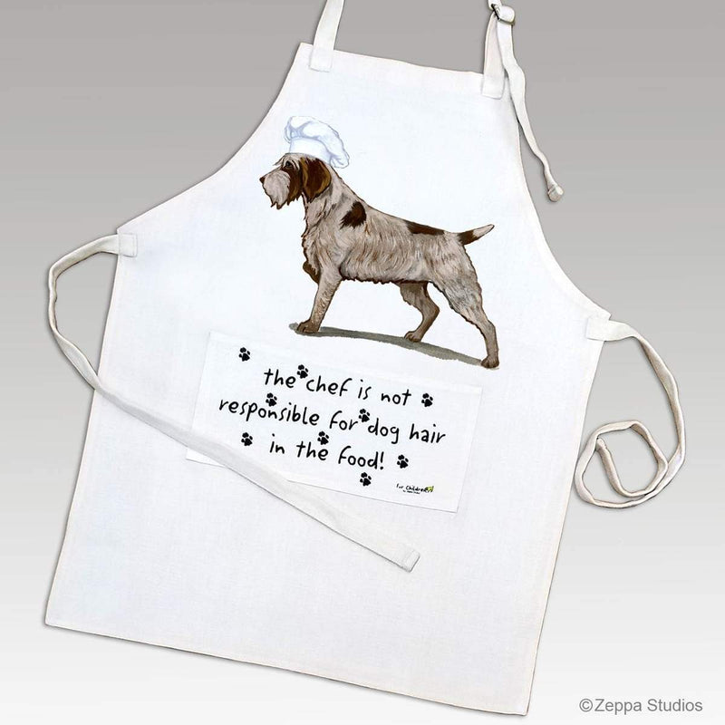 Wirehaired Pointing Griffon Apron