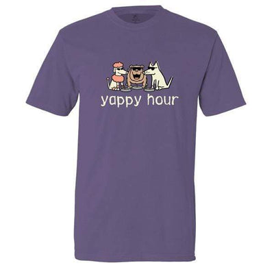 Yappy Hour - T-Shirt - Classic Garment Dyed