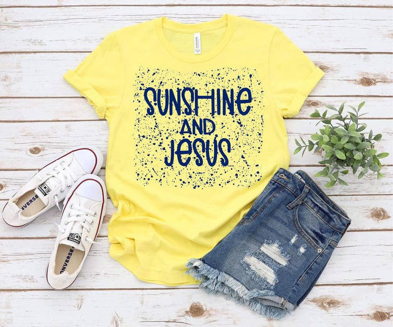 Sunshine and Jesus