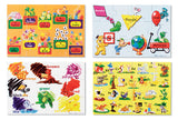Melissa & Doug Beginning Skills Floor (48 pc) 447