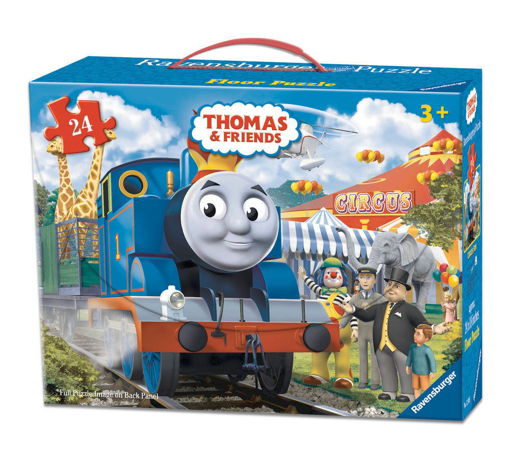 Ravensburger Thomas & Friends™ Circus Fun (24 pc Floor Puzzle in a Suitcase Box) 5387
