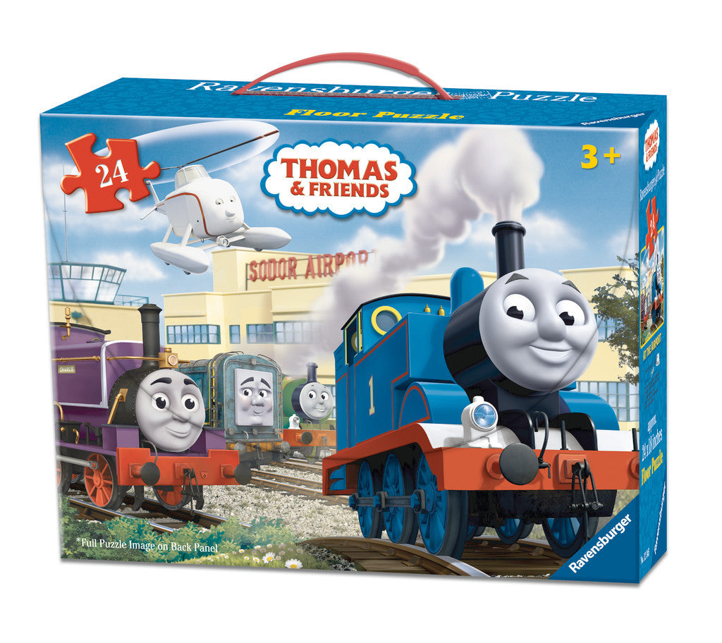 Ravensburger Thomas & Friends™ At the Airport (24 pc Floor Puzzle in a Suitcase Box) 5388