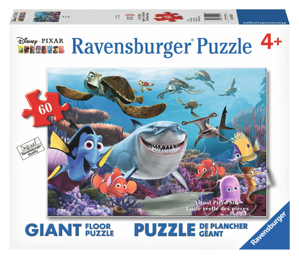 Ravensburger Disney Pixar™ Finding Nemo: Smile! (60 pc Giant Floor Puzzle) 5432