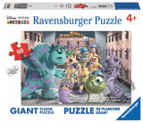 Ravensburger Disney Pixar™ Monsters Inc.: The Whole Gang (60 pc Giant Floor Puzzle) 5433