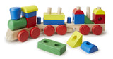 Melissa & Doug Stacking Train 572