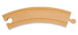 "Melissa & Doug 6"" Curved Track (6 pack)"