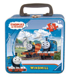 Ravensburger Thomas & Friends™ Thomas at the Windmill (35 pc Puzzle in a Tin) 08732