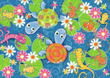 Ravensburger Children's Puzzles 35 pc Puzzles - Colorful Reptiles 08762
