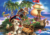 Ravensburger Children's Puzzles 35 pc Puzzles - Puppy Pirate 08764