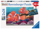 Ravensburger Disney Pixar™ Finding Nemo: Nemo's Adventure (2 x 24 pc Puzzles) 09044