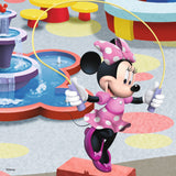 Ravensburger Junior™ Mickey & Minnie: Beautiful Minnie Mouse (3 x 49 pc Puzzles) 09359