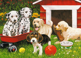 Ravensburger Children's Puzzles 60 pc Puzzles - Puppy Party 09526