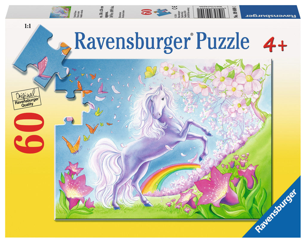 Ravensburger Children's Puzzles 60 pc Puzzles - Colorful Horse 09609