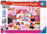 Ravensburger Junior™ Mickey & Minnie: Minnie's Shopping Tour (150 pc XXL Puzzle) 10029