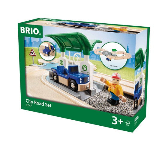 Brio Railway - Sets - City Road Set 33747