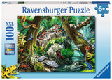 Ravensburger Children's Puzzles 100 pc Puzzles - Creepy Crawlies 10703
