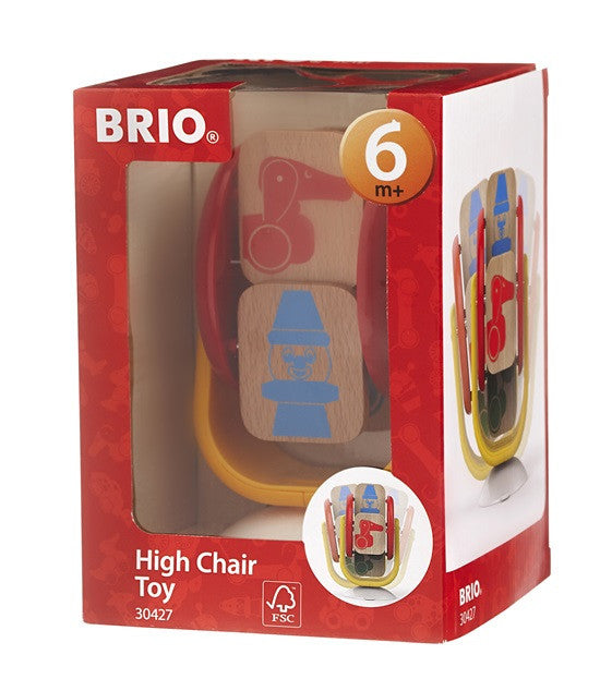 Brio Infant/Toddler - Infant - High Chair Toy 30427