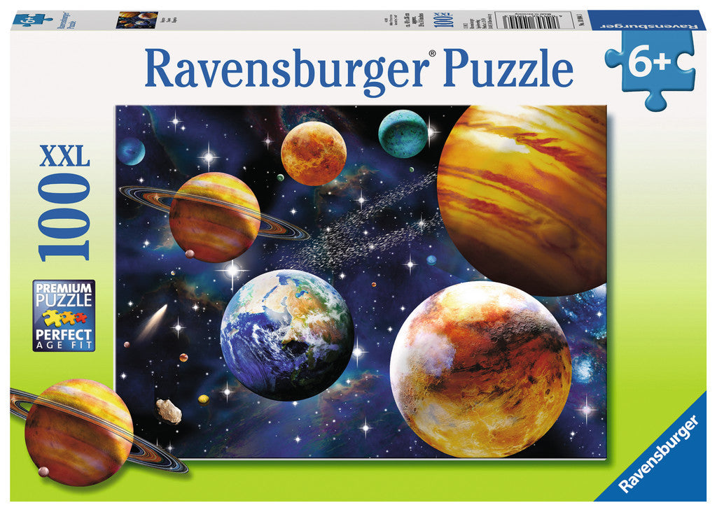 Ravensburger Children's Puzzles 100 pc Puzzles - Space 10904