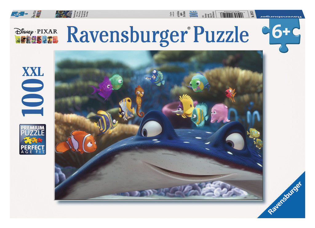 Ravensburger Disney Pixar™ Finding Nemo: Nemo and his Friends (100 pc XXL Puzzle) 10912