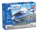 Brictek Police Hawk 2-in-1 11005