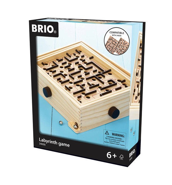 Brio Railway - Games - Labyrinth Game 34000