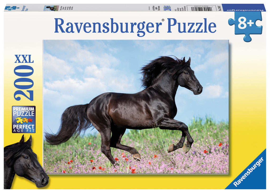 Ravensburger Children's Puzzles 200 pc Puzzles - Beautiful Horse 12803