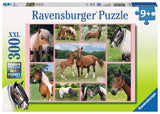 Ravensburger Children's Puzzles 300 pc Puzzles - Horse Heaven 13174