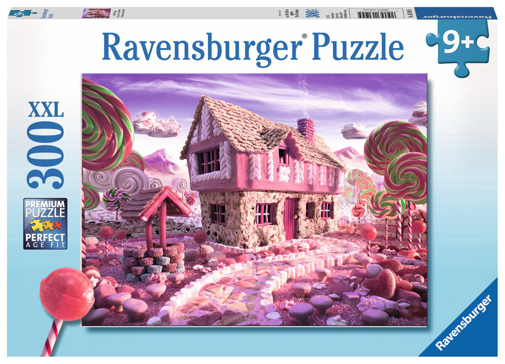Ravensburger Children's Puzzles 300 pc Puzzles - Candy Cottage 13194